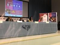 El IAM y la Universidad de Sevilla promueven la empleabilidad y emprendimiento de 40 alumnas a través del programa Áurea