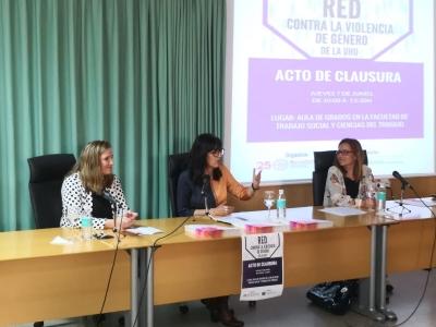 Huelva se une a la red universitaria andaluza contra la violencia de género