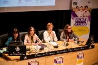 La mujer y el cooperativismo protagonizan una jornada en San Fernando impulsada por el IAM