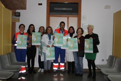 El IAM lanza una campaña en los centros de salud para ofrecer ayuda a las víctimas de violencia de género