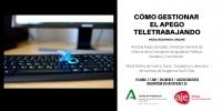 El IAM y AJE Málaga organizan un ciclo de encuentros digitales sobre el apego infantil, la conciliación y el acoso sexual en el trabajo
