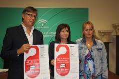Más de 4.000 establecimientos hoteleros de toda Andalucía participan en una campaña contra la violencia machista