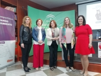 Sánchez Rubio destaca la defensa de la igualdad que realizan en Andalucía el movimiento asociativo y desde el municipalismo