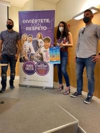 El IAM asesora en Almería a casi 4.000 personas sobre violencia machista a través del Punto Violeta instalado en el Cooltural Fest
