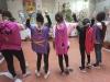 400 personas de los centros de acogida del IAM han participado en el proyecto 'Covid Warriors' para afrontar el coronavirus