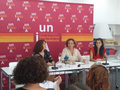El Instituto Andaluz de la Mujer prepara un protocolo de intervención ante casos de violencia de género en las redes