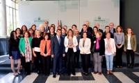 Díaz anuncia la creación de un grupo sobre maltrato en la juventud dentro del Observatorio de la Violencia de Género