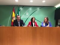 Andalucía reclama al Gobierno central que cumpla con el Pacto de Estado y aporte los 200 millones de financiación comprometidos
