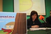 El Instituto Andaluz de la Mujer lanza el proyecto coeducativo 'Superlola', heroína de la igualdad para la población infantil