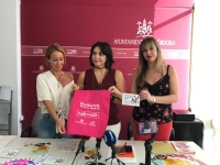 Ayuntamiento de Córdoba e IAM lanzan una campaña de sensibilización contra el acoso sexual en la Velá de la Fuensanta