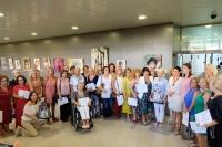 En marcha el VII Certamen Provincial de Pintoras del IAM que busca divulgar las aportaciones de las mujeres al arte