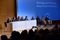 Más de 180 niñas y niños de ESO participan en el concurso 'Haz TIC en tu futuro' para promover la presencia de las mujeres en las ramas técnicas