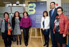 La Junta de Andalucía celebra el Día Internacional de las Mujeres bajo el lema 'Nuestros derechos, nuestra decisión'