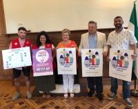 Cooltural Fest 2019 contará en Almería con un Punto Violeta y un manifiesto contra el acoso sexual y la violencia machista