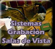Imagen de Sistemas Grabación salas de vistisa