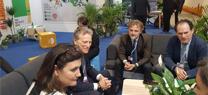 Andalucía comparte con otros países y regiones la reciente Ley de Cambio Climático en la COP24 de Ka...</p>