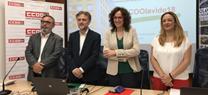 Fiscal asegura que Andalucía tiene que aspirar a convertirse en la primera potencia europea generado...</p>