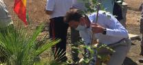 La Junta agradece a Iberdrola su contribución a la Revolución Verde con la reforestación en la Sierra del Retín