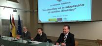 Fiscal destaca la necesidad de compartir información para desarrollar medidas de adaptación al cambi...</p>