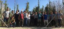 La Junta organiza un campo de voluntariado ambiental sobre cambio climático en el Parque Natural de ...</p>