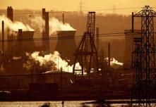 Cambio climático y efecto invernadero