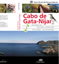Portada de la gu&iacute;a del Parque Natural Cabo de Gata-N&iacute;jar.