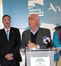 El consejero de Medio Ambiente, Luciano Alonso.