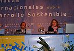 La directora general de la Red de Espacios Naturales Protegidos y Servicios Ambientales, Rosario Pintos, acudió también a las jornadas.