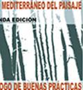 Tríptico informativo del Premio Mediterráneo del Paisaje.