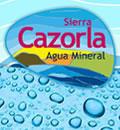 Logotipo de la empresa de agua mineral Sierra de Cazorla.