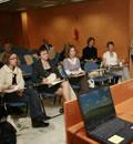 Visita de la delegación noruega a la Red de Espacios Naturales Protegidos de Andalucía.