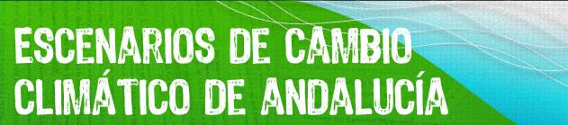 Escenarios de cambio climático de Andalucía