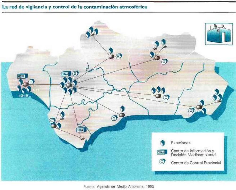 Medio Ambiente en Andalucía. Informe 1992 :: Consejería de ...