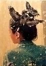 Isabel Lozano Rodríguez. Premio Secundaria. Undécimo Premio de Pintura de Aves de Andalucía 2018/20019