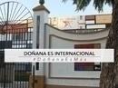 Doñana es internacional