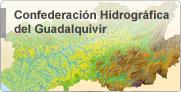 Sitio web de la Confederación Hidrográfica del Guadalquivir