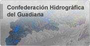 Sitio web de la Confederación Hidrográfica del Guadiana
