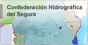 Sitio web de la Confederación Hidrográfica del Segura