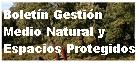 Boletín de Gestión del Medio Natural y Espacios Protegidos. Noviembre 2018. Nº 16