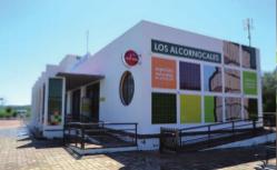 Imagen del Centro de Visitantes El Aljibe en el Parque Natural Los Arcornocales