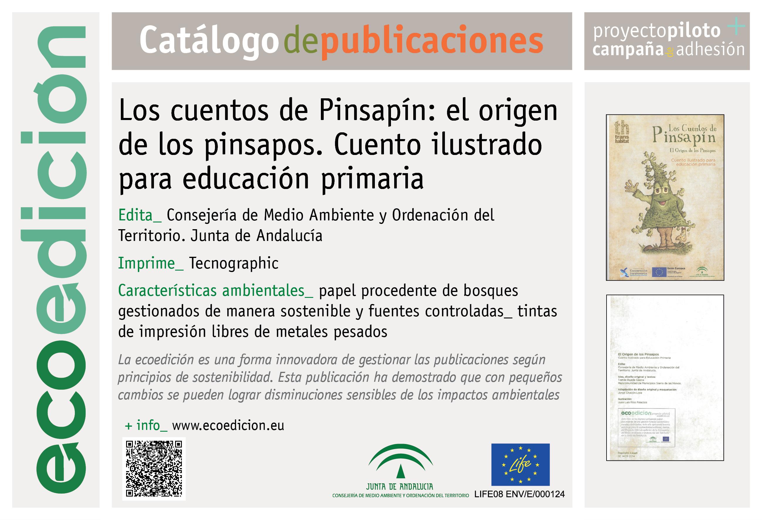 Green catalogue consejer a de medio ambiente y for Consejeria de educacion junta de andalucia