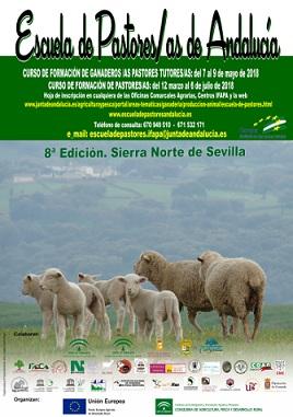 Imagen del Cartel de la Octava Edición Escuela de Pastores