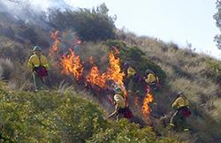 Incendio Quesada