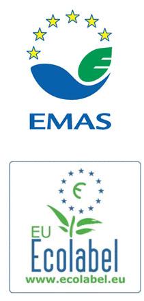 Emas y Ecolabel