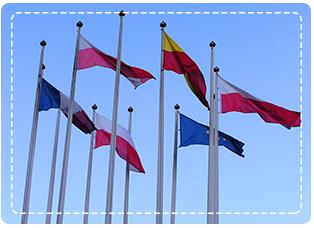 Banderas Uni Europea