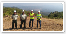 Ayudas para la prevención de incendios forestales en Villanueva