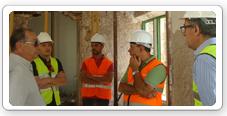 Trabajos para la mejora de montes públicos en Almería