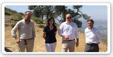 Acuerdo para la modernización de caminos forestales