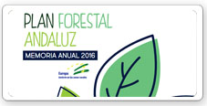 Plan Forestal Andaluz 2016