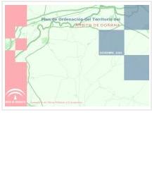 Imagen portada del Plan de Ordenación del Territorio del Ámbito de Doñana (Huelva y Sevilla)